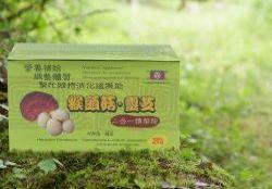 猴頭菇靈芝多醣體精華粉