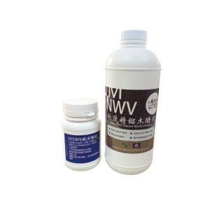 秋茂精餾木醋液+活性氧(博士霖菌根菌的好幫手)