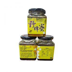 秋茂嚴選-宜蘭野蜂蜜(300g)